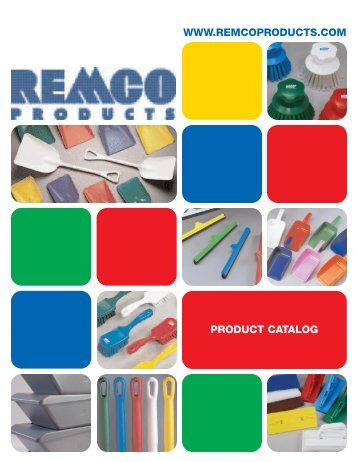 Remco Products—Color-Coded for Quality Assurance - Key Industrial