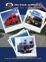 improves gas mileage improves gas mileage - The Truck Outfitters