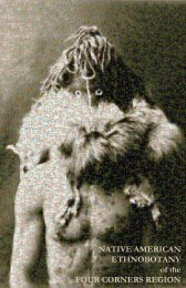 Native American Ethnobotany Field Manual - Meggie Woodfield