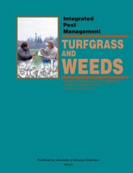 Weeds - Integrated Pest Management - University of Missouri