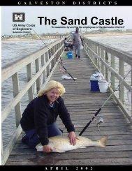 The Sand Castle - USACE Galveston - U.S. Army
