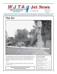 Oat Jet - Waterjet Technology Association