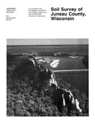 Soil Survey of Juneau County, Wisconsin - Soil Data Mart - US ...