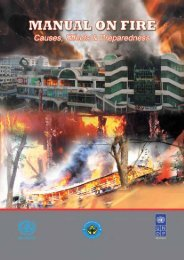 Manual on Fire (English) - UNDP Myanmar - United Nations ...