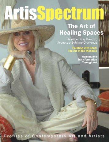 The Art of Healing Spaces - ARTisSpectrum