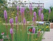 Living Landscapes in Minnesota: - Minnesota NRCS - US ...