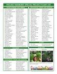 PROJECT BUDBURST MASTER PLANT LIST - Page 2
