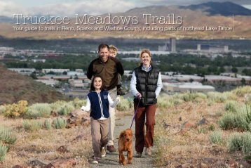 Truckee Meadows Trails - Washoe County, Nevada