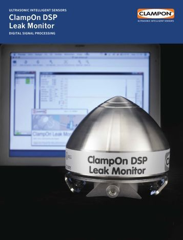 ClampOn DSP Leak Monitor Brochure