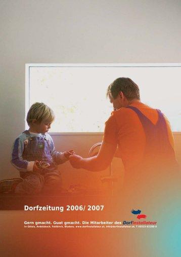 Dorf Zeitung 2006