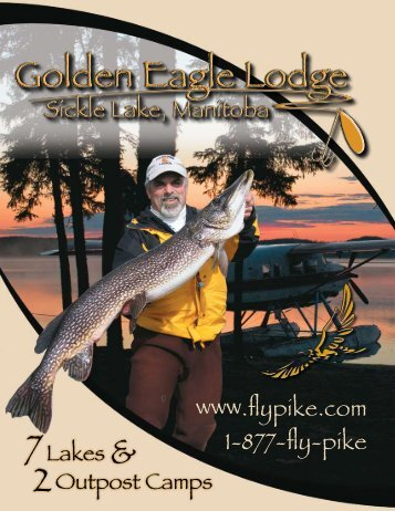 www.flypike.com 1-877-fly-pike - Golden Eagle Lodge