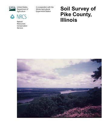 Soil Survey of Pike County, Illinois - Soil Data Mart