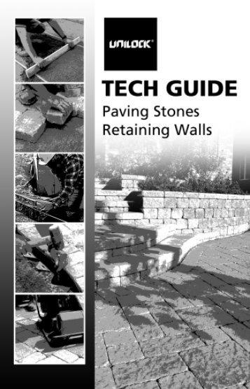 Technical Installation Guide - English - Unilock