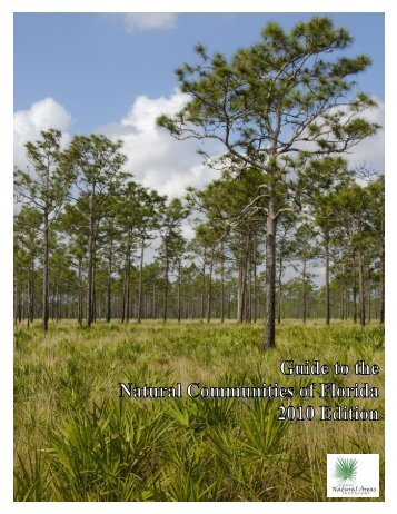 Guide to the Natural - Florida Natural Areas Inventory