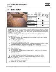 2F-1 Sand Filter