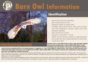 wot nestbox leaflet - v2.0 - david proof.pub - World Owl Trust