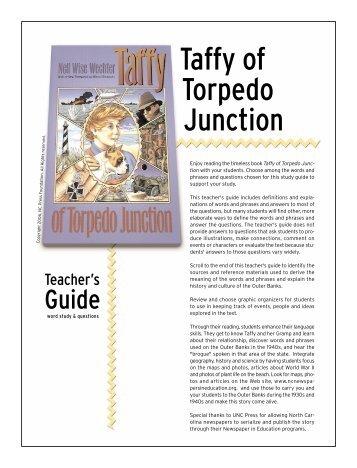 Taffy of Torpedo Junction - North Carolina Press Association