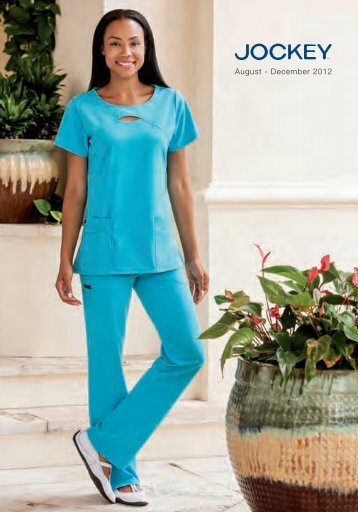 August - December 2012 - Jockey Scrubs