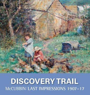 McCubbin: Last Impressions 1907-17 - Art Gallery of Western Australia