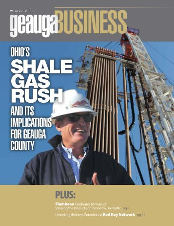 Shale GaS RuSh - Write 2 the Point
