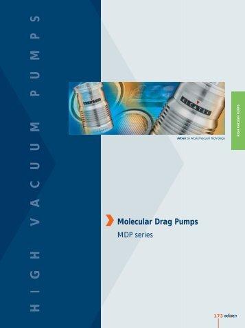 Alcatel MDP Series Pumps Brochure - LACO Technologies, Inc.