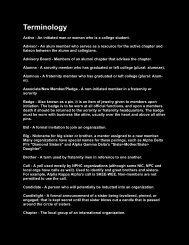 Terminology Make PDF - University of Illinois at Chicago