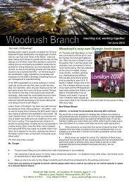 Woodrush Branch 01 06 12 - Edulink