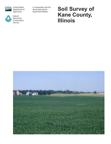 Soil Survey of Kane County, Illinois - Soil Data Mart