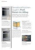 Electrolux Backöfen, Stamer und Kompaktgeräte - Lemm Bever - Seite 7