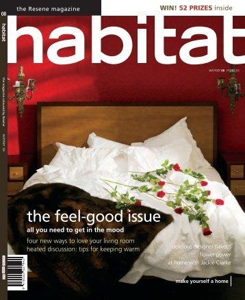 13489 Habitat8 Book.indb - Resene