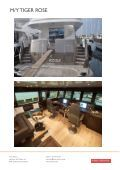 M:Y TIGER ROSE Bandido 75 Exposee - Fine Yachts - Page 3