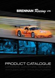 PRODUCT CATALOGUE - Brennan Racing