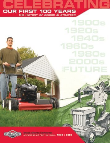 The History of Briggs & Stratton - basco
