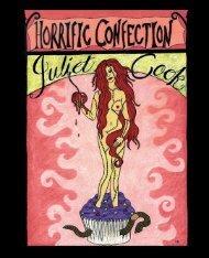 HORRIFIC CONFECTION by Juliet Cook - BlazeVOX