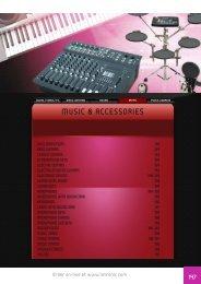 music & accessories - IBIZA SOUND   IBIZA LIGHT Barcelona Valencia