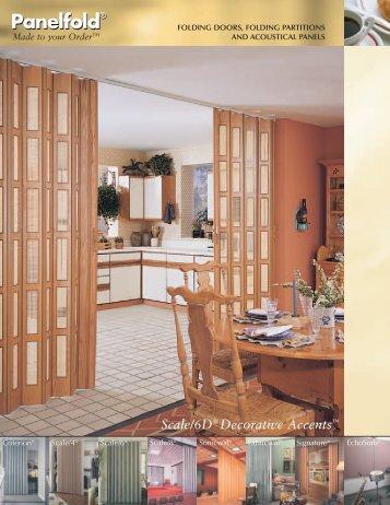 Panelfold Brochure - Accordion Doors