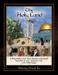 13-Day Holy Land Tour: Jordan and Israel - Out of the Boat Ministries