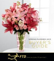 BUYER'S GUIDE - FTD, Inc.