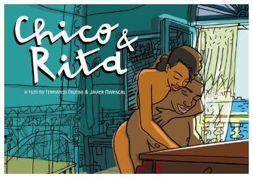 Chico & Rita – Pressbook