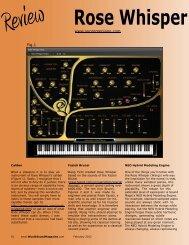 Or Download PDF version here - Sound Magic