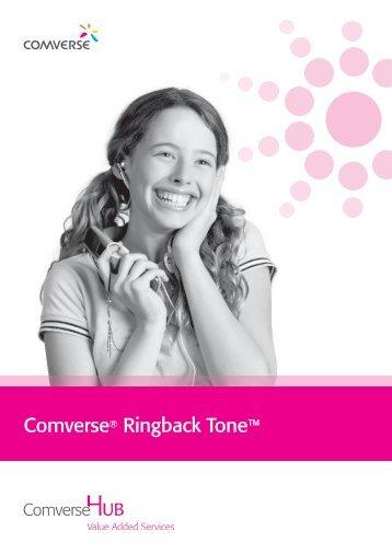 Comverse® Ringback Tone™