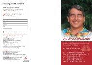Chuck Spezzano, die Freiheit des Herzens - Der frankfurter ring