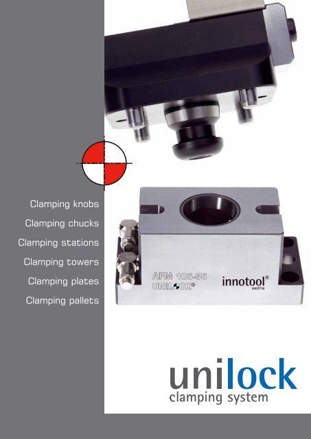 Clamping knobs Clamping chucks Clamping ... - innotool austria