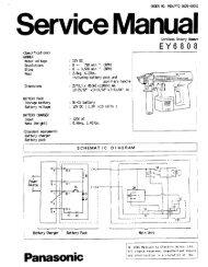 Service MailG2i - Panasonic
