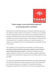 InoZet - Thame Workholding