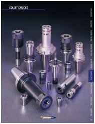 COLLET CHUCKS - workholding