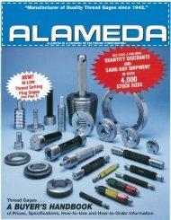 Alameda Thread Gage Buyer's Handbook (pdf - Deltronic