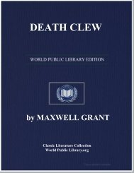 DEATH CLEW - World eBook Library - World Public Library