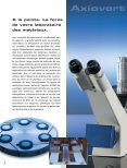 Axiovert 40 MAT Une solide avance - Carl Zeiss - Page 2