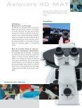 Axiovert 40 MAT Une solide avance - Carl Zeiss - Page 5